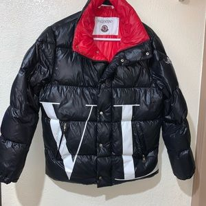 Moncler X Valentino jacket. I wore it 2 times.
